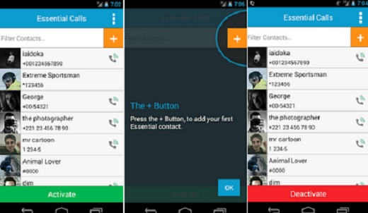 descargar essential calls para android