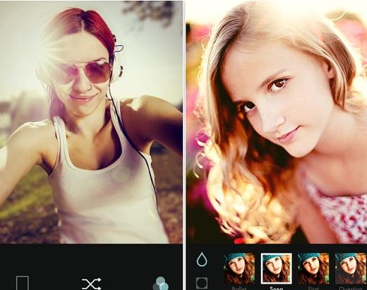 b612 para android e iOS