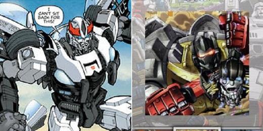 aplicaciones de Transformers para celulares