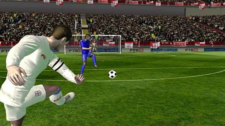 first touch soccer 2015 para iOS