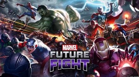 marvel future fight para android