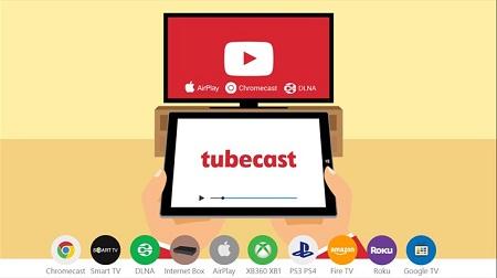 tubecast para windows 10