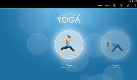 aplicaciones de yoga para android 1