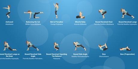 Top aplicaciones de yoga para android esenciales