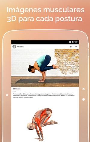aplicaciones de yoga para android