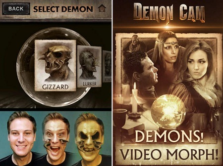 demon cam para iphone