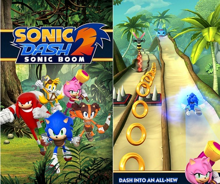 Descargar Sonic Dash 2 para iPhone