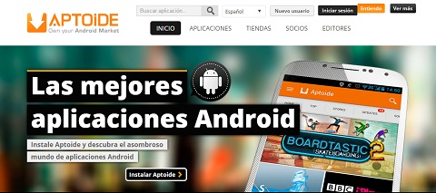 aptoide para android