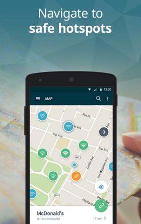 avast wifi finder app para conectarse a redes wifi con contraseña