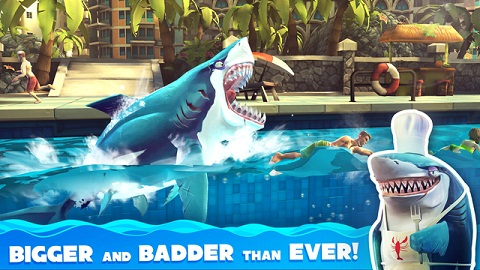 hungry shark world para android e ios