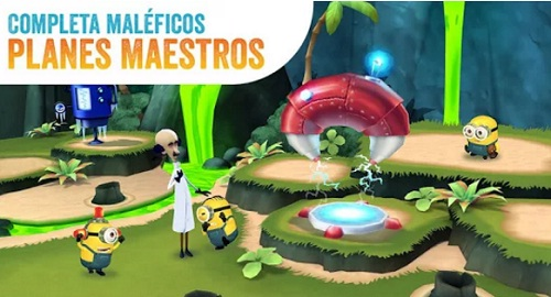 Minions Paradise para Windows Phone