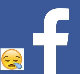 Facebook se me cuelga en el teléfono android y en chrome