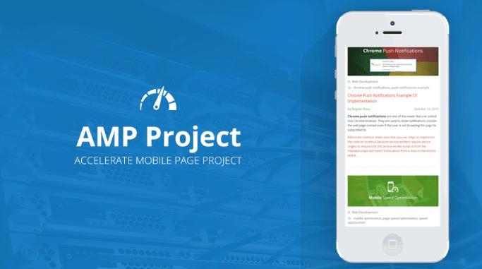 proyecto amp para cargar rapido páginas mobiles