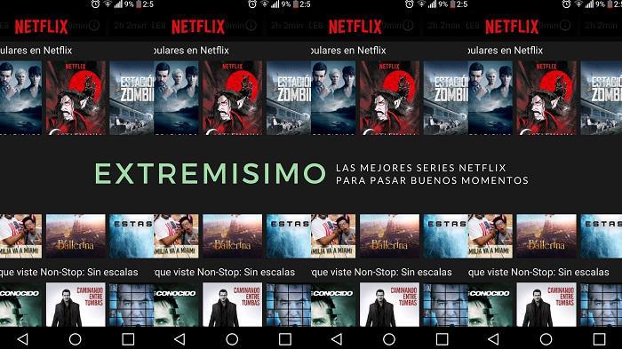 Mejores series Netflix 2017
