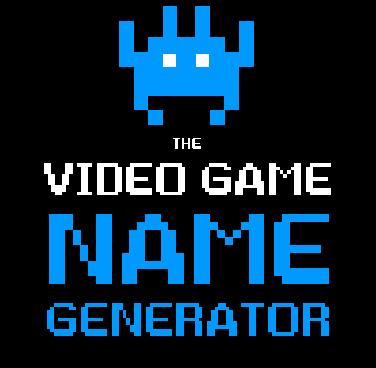 generador de nombre video juego