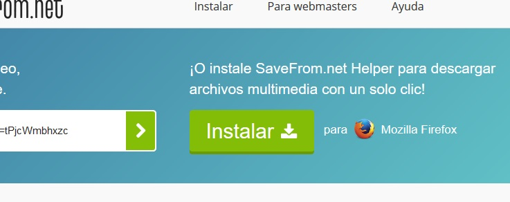 savefrom firefox chrome