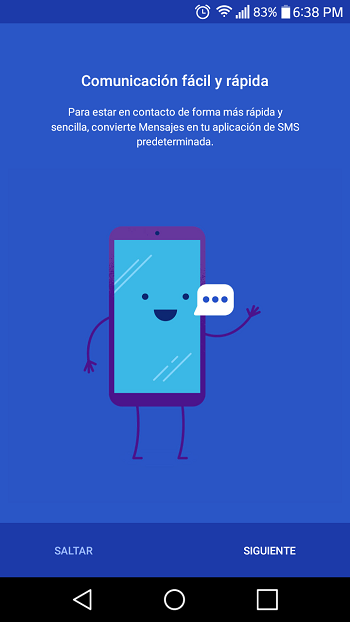 Descargar Google Messenger para Android