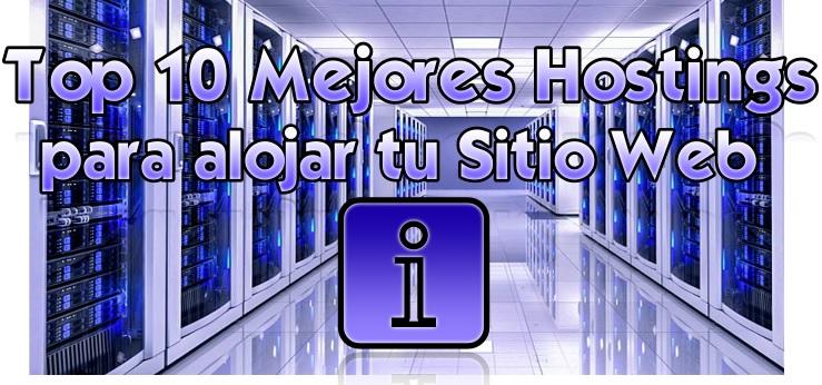 10 mejores hostings