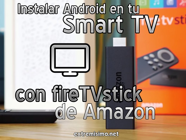 fireStick TV de Android