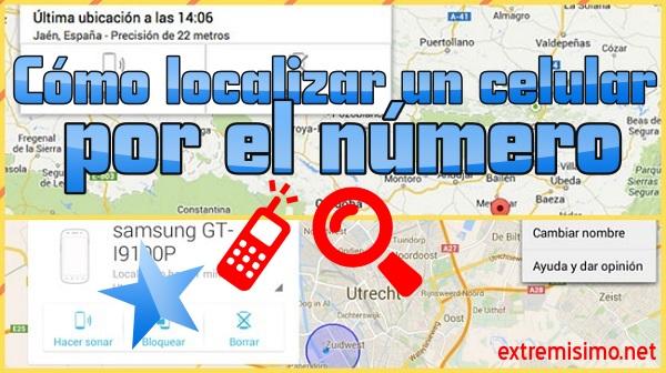 localizar celular por numero