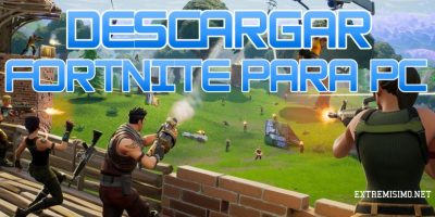 descargar fortnite para pc