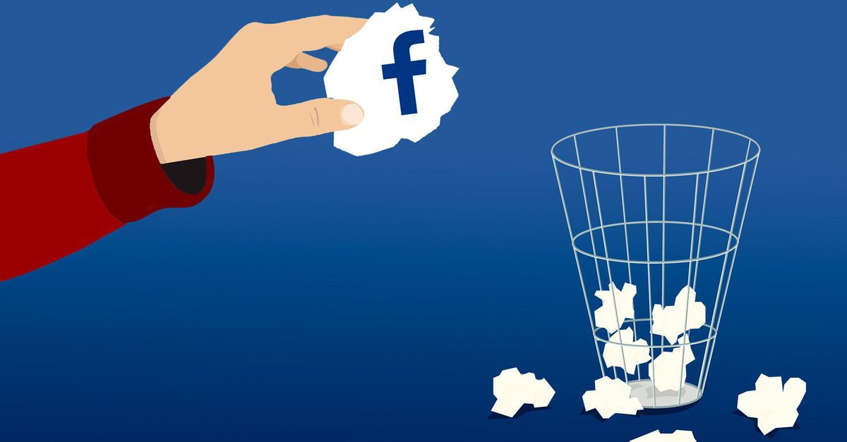 eliminar facebook para siempre