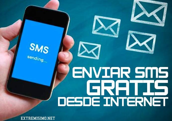 enviar sms grats desde internet