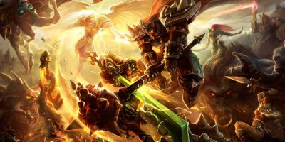 League of Legends iniciar sesion