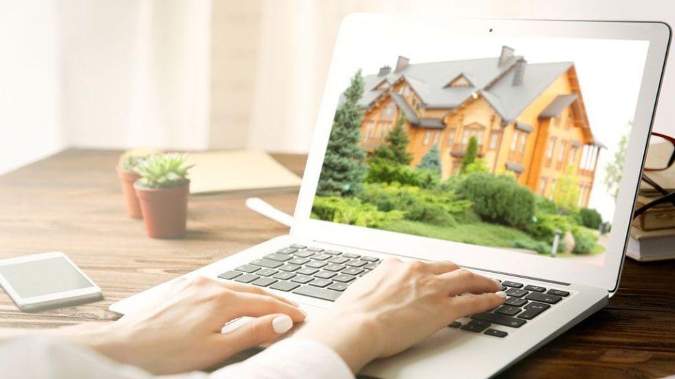buscar casas por internet