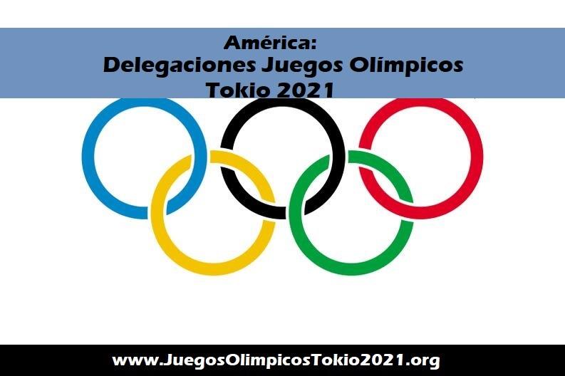 América Juegos Olímpicos 2021