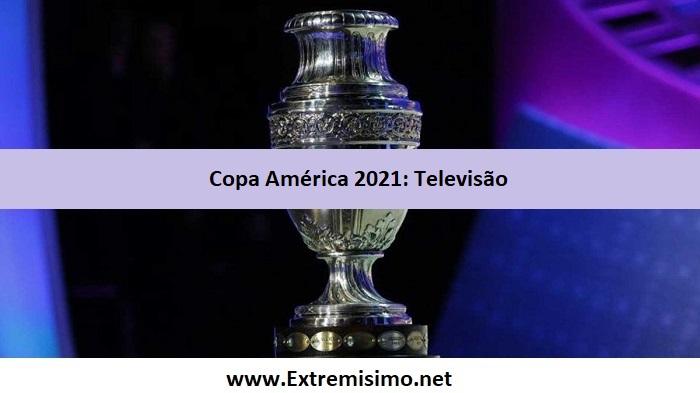 Copa América 2021 Televisao