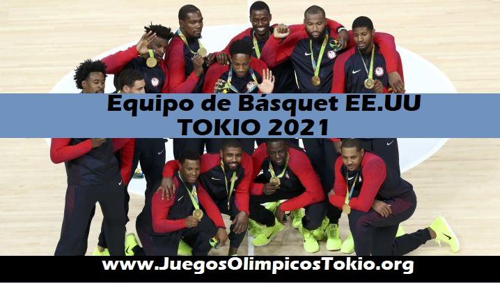 Estados Unidos básquet Tokio 2021