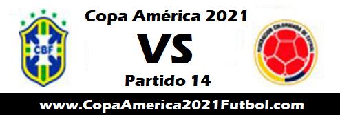 Mirar Brasil vs Colombia Streaming