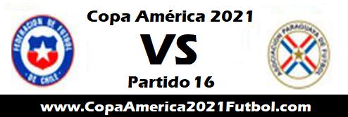 Mirar Chile vs Paraguay Streaming
