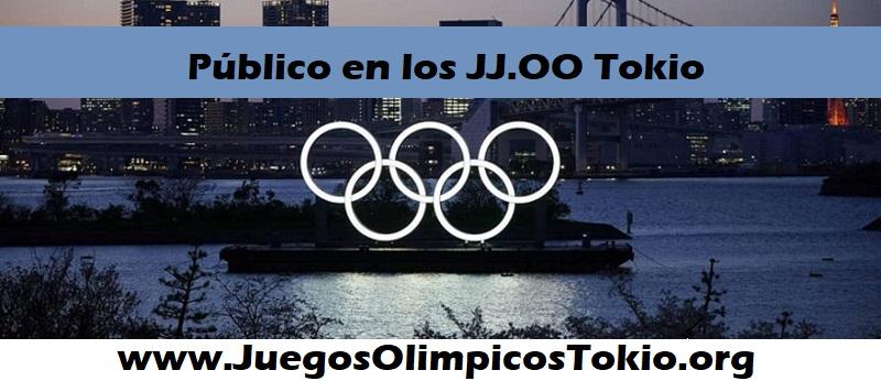 Publico Juegos Olímpicos 2021