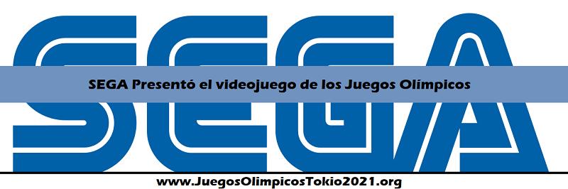 SEGA Juegos Olímpicos Tokio 2021