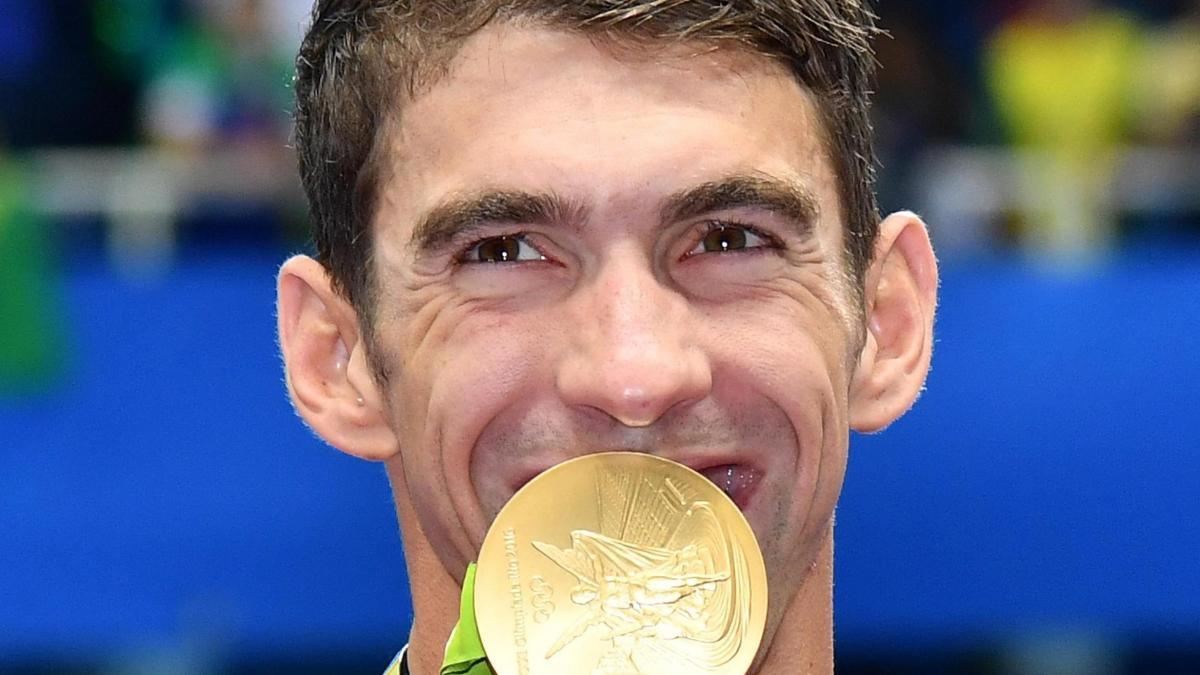 mas ganadores de medallas de oro juegos olimpicos