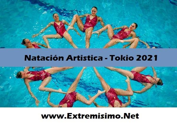 Calendario Tokio 2020 Natación Artistica Juegos Olímpicos Tokio 2021