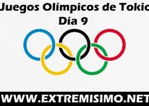 Juegos Olímpicos de Tokio 2021 día 9