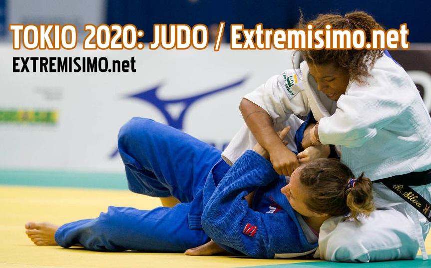 TOKIO 2020 Calendario JUDO