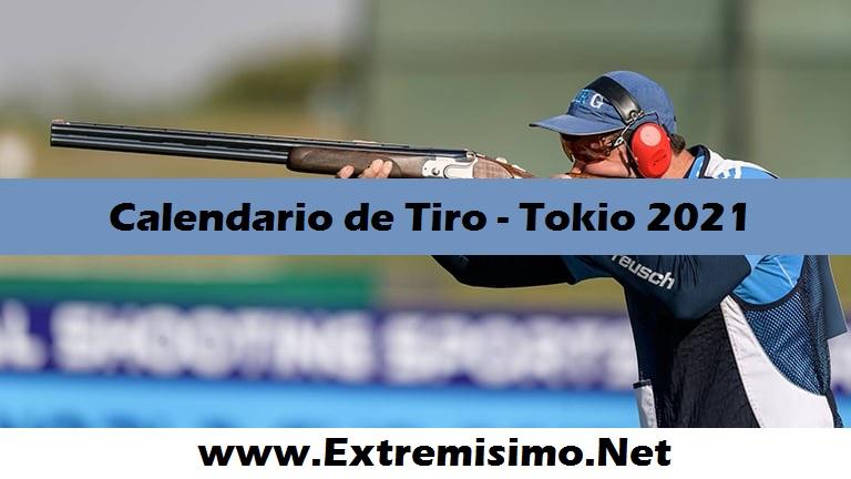 Tokio 2020 Calendario de Tiro Juegos Olímpicos Tokio 2021