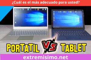 Tablets u ordenadores de sobremesa ¿cuál es el más adecuado para usted